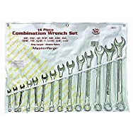 Master Forge 14-Piece Combination Wrench Set-14PC WRENCH SET