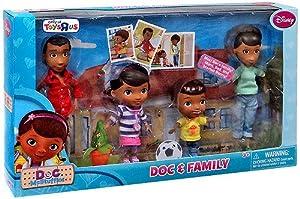 Disney Doc McStuffins Doc & Family
