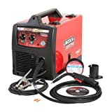Lincoln Electric Weld Pak 125 HD Wire-Feed Welder (Color: Red)