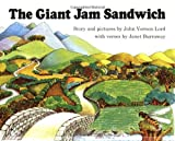 The Giant Jam Sandwich Book & CD (Read Along Book & CD)