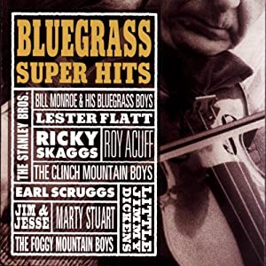 Various Artists - Bluegrass Super Hits