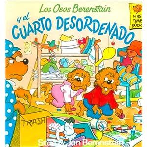 Buy los osos berenstain y el cuarto desordenado the for Cuarto desordenado
