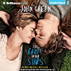 The Fault in Our Stars Audiobook by John Green Narrated by Kate Rudd