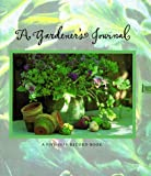 A Gardener's Journal (0006491367) by Kleinman, Kathryn