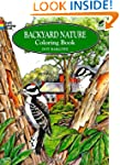 Backyard Nature Colouring Book (Dover...