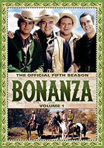 Bonanza: The Official Fifth Season, Vol. 1 from Spelling Entertainme