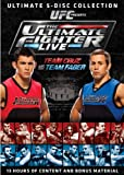 UFC: The Ultimate Fighter Live - Team Cruz vs Team Faber (Season 15) [DVD]