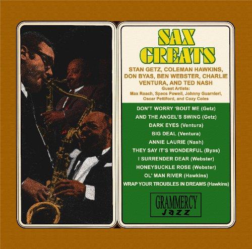 Various Artists - SAX Greats - Zortam Music