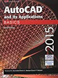 img - for AutoCAD and Its Applications Basics 2015 book / textbook / text book
