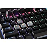 CORSAIR Gaming Performance FPS MOBA Keycap Kit – for Mechanical Keyboards  – Include Key Puller - Gray