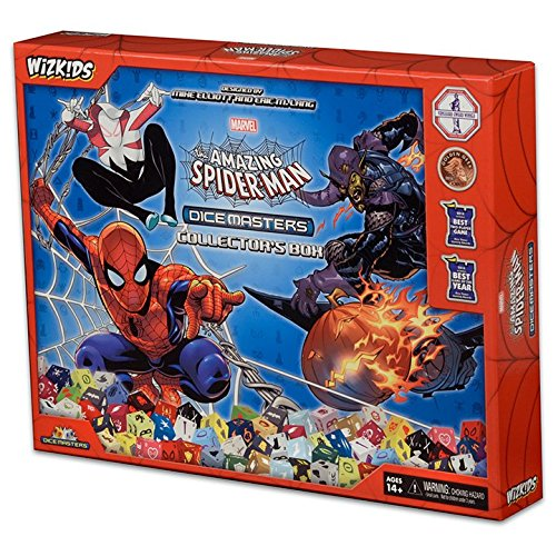 The-Marvel-Dice-Masters-The-Amazing-Spider-Man-Collectors-Box