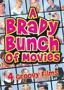 A Brady Bunch of Movies (The Brady Bunch Movie / A Very Brady Sequel / Brady Bunch In The White House / Growing Up Brady) from Paramount