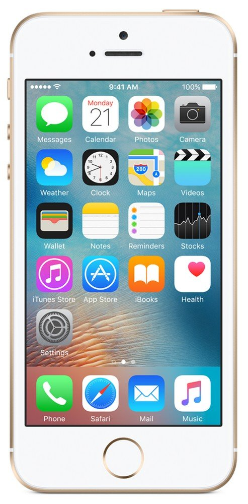 iPhone SE 16 GB (Gold)