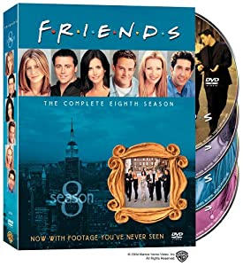Friends: The Complete Eighth Season by Warner Home Video