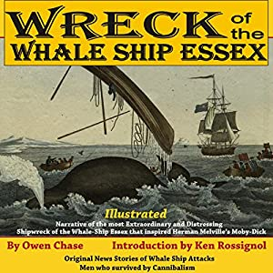 Wreck of the Whale Ship Essex Audiobook