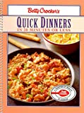 Quick Dinners in 30 Minutes or Less (002861626X) by Betty Crocker Editors