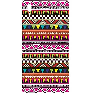 Casotec Azatel Design Hard Back Case Cover for Sony Xperia T3