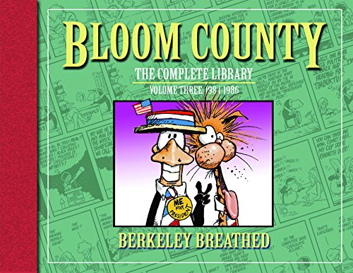 Bloom County: The Complete Library Volume 3 (Bloom County Library)