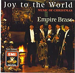 Joy To The World - Music Of Christmas by EMI