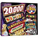 Club Vegas Triple Pack - 20,000 Slots and Much More!