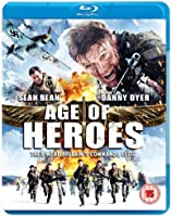 Age of Heroes [Blu-ray] [Region Free]