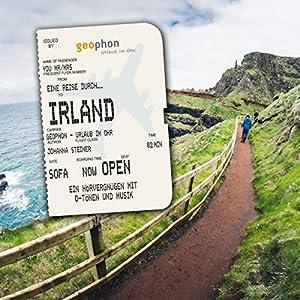 Eine Reise durch Irland Hörbuch