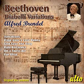 33 Variations on a Waltz by Diabelli in C, Op. 120: VII. Allegro ma non troppo