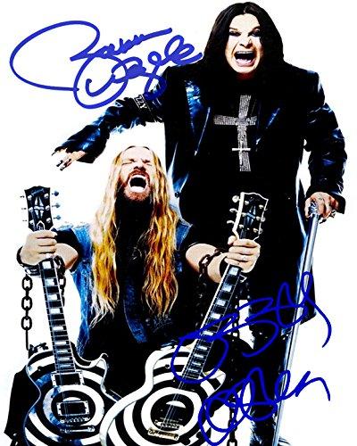 Black Label Society Zakk Wylde Ozzy Osbourne