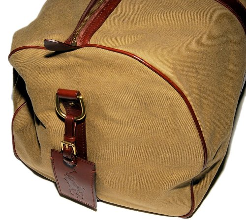Ralph Lauren Oakbury Large Duffle Bag