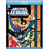 Justice League Unlimited: The Complete Series (BD)(MOD) [Blu-ray]