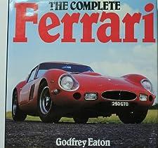 Complete Ferrari Geoffrey Eaton