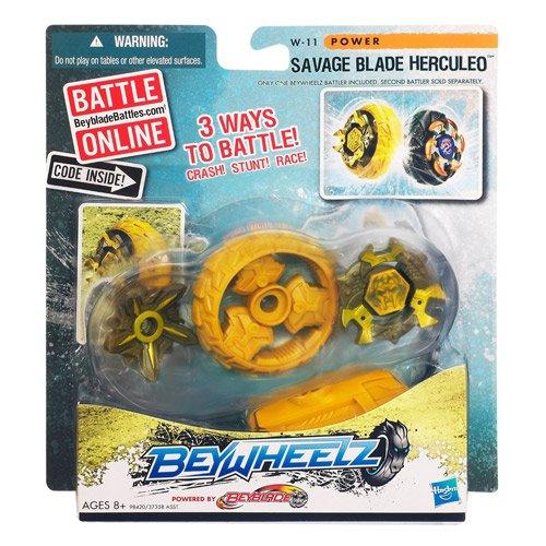 Hasbro Beyblade Beywheelz Battlers [Savage Blade Herculeo] - 1