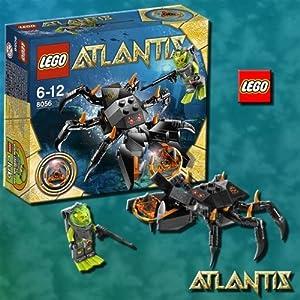 LEGO Atlantis Monster Crab Clash 8056 by LEGO