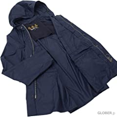 Hooded Bedale SL Nylon MCA0338: Navy