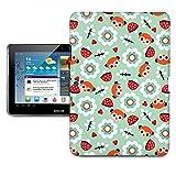 Pastel Woodland Tablet Hard Shell Case for iPad, Kindle, Samsung Galaxy, Nexus & more - Samsung Galaxy Tab 2 10.1in P5100