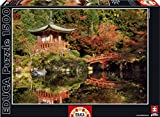 Educa Borras Puzzle Daigo Ji Temple Kyoto Japan (1500 Pieces)