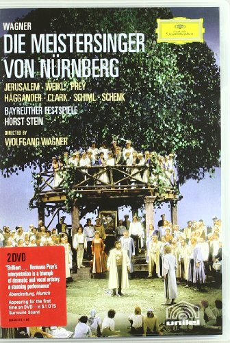 Maestros Cantores De Nuremberg- Wagner  – DVD