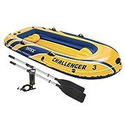 Challenger 3 Set Lake Boat - Inflatable