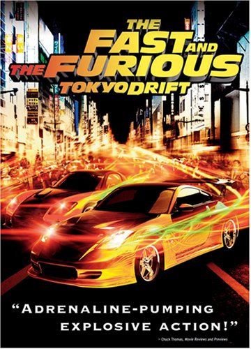 Fast & The Furious: Tokyo Drift [Import USA Zone 1]
