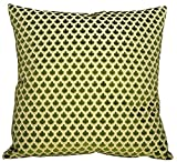 Van Ness Studio Posh Decorative Throw Pillow, Green