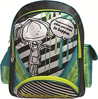Amazon.com: HS Changes Happen Backpack: Clothing