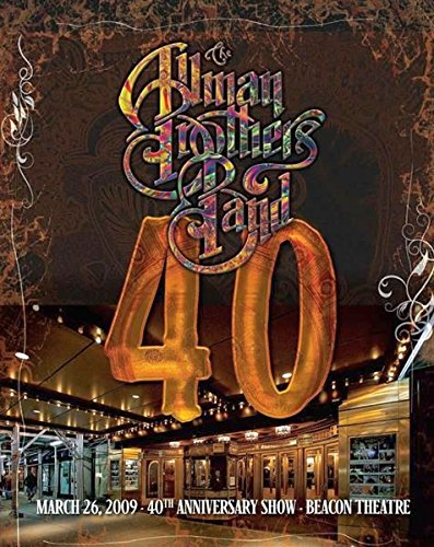40th Anniversary Show Live At The Beacon Theatre [DVD] [NTSC] (Region 1) [Edizione: Regno Unito]