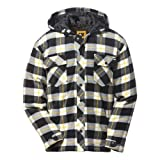 Caterpillar Active Work Jacket, Black Watch Plaid, 2X-Large (Color: Black Watch Plaid, Tamaño: XX-Large)