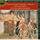 Six Si�cles De Musique Sacr�e - Sacred And Secular Music