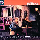 echange, troc R Galliano - In Pursuit Of The 13th Note