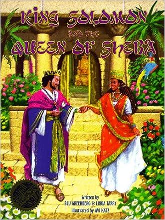 King Solomon & the Queen of Sheba written by Blu Greenberg
