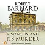 A Mansion and its Murder | Robert Barnard