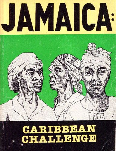 Image for Jamaica: Caribbean Challenge  a People's Primer