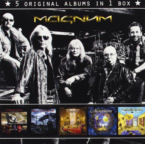 5 Original Albums In 1 Box (5cd Box)