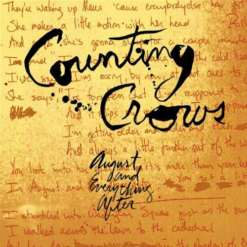 Counting Crows - August & Everything After - Zortam Music
